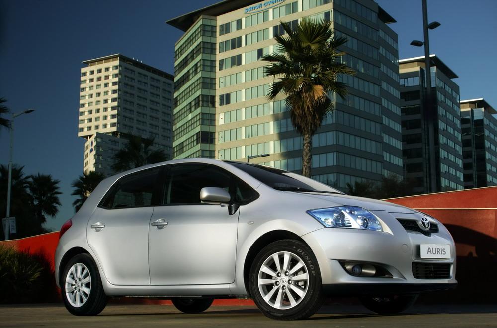 Toyota Аурис мощность #10